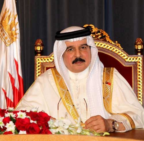 Bahrain's King Receives Pakistani Chairman of Chiefs of Staff