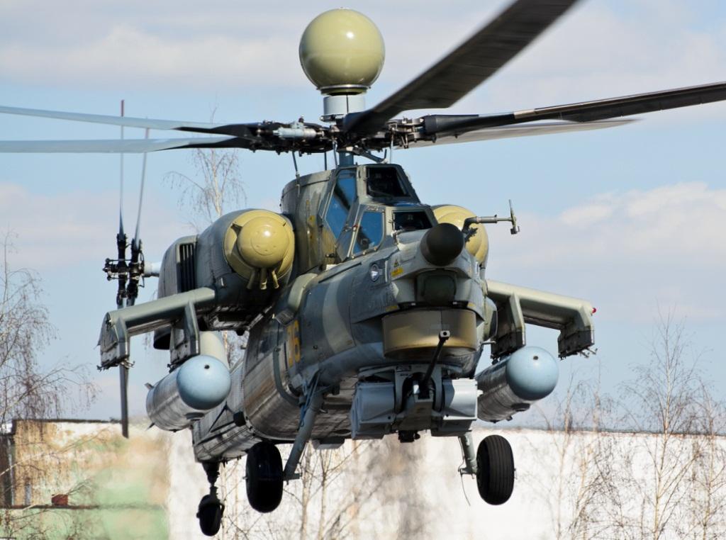 "Russia Upgrades Mi-28N ""Night Hunter"" Helicopter Gunship"
