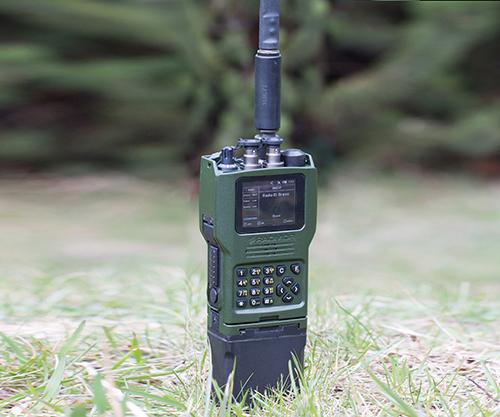 RADMOR Offers Modern Radio Communication Equipment to Armed