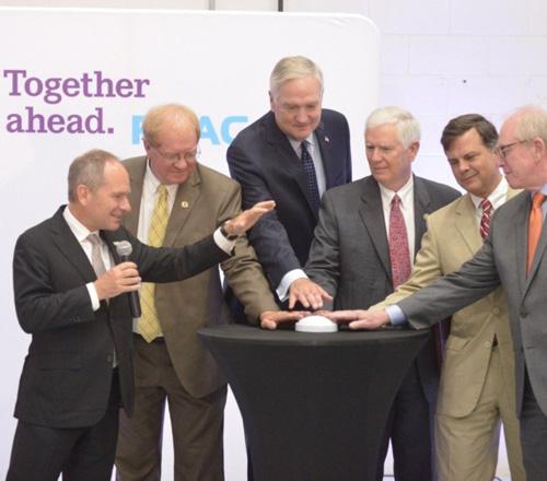 RUAG Space Inaugurates Manufacturing Facility in Alabama