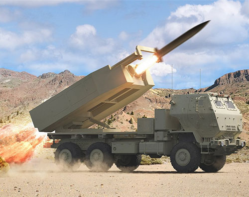 Raytheon, US Army Complete DeepStrike Missile PDR