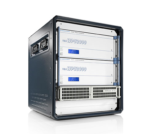 Rohde & Schwarz Launches Wideband ELINT Receiver