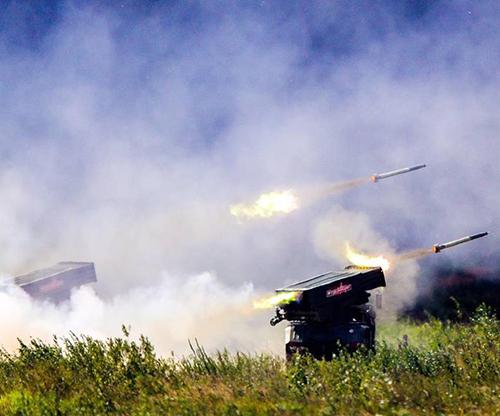 Rostec Unit to Export Tornado-S Multiple Launch Rocket System