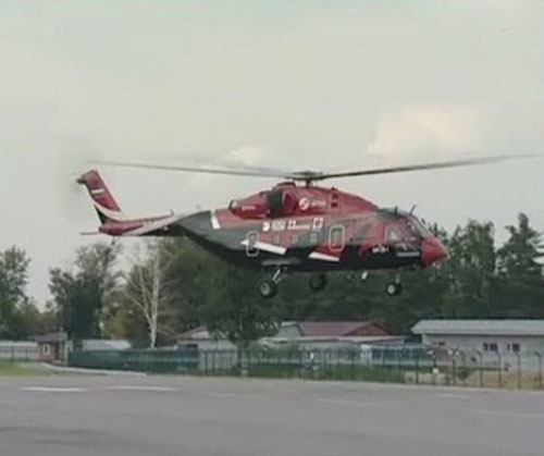 Russia to Become 1st Customer of New Mi-38 Multirole Helicopter