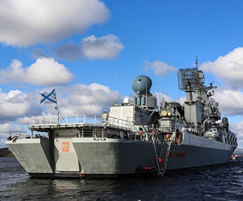 Russian, Syrian Navies Conclude First Joint Drills in Mediterranean