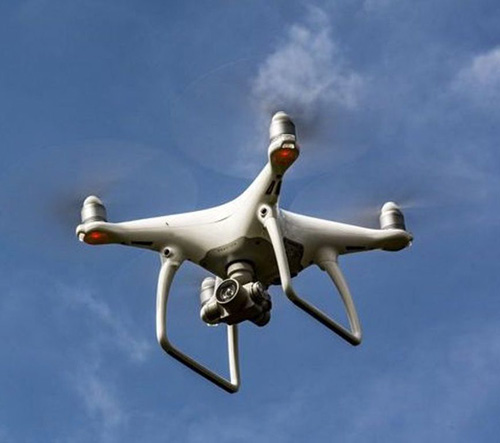 Russian Firefighters to Get 600 Drones in 3 Years