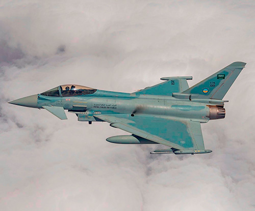 Saudi, Tunisian Air Forces Conclude First Joint Exercises