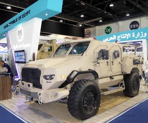 Saudi Arabia, UAE Eye Egyptian-Made ST-100 Armored Vehicle