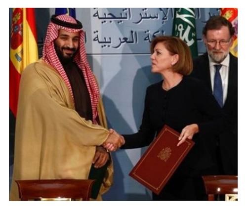 Saudi Arabia, Spain Discuss Defense Cooperation