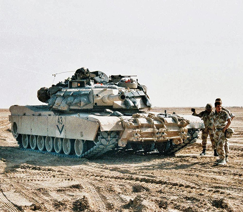 Saudi Arabia Needs New Spare Parts for Land Vehicles