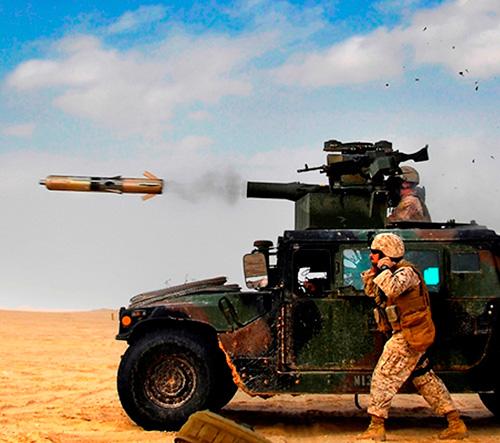 Saudi Arabia Requests TOW 2B (BGM-71F-Series) Missiles