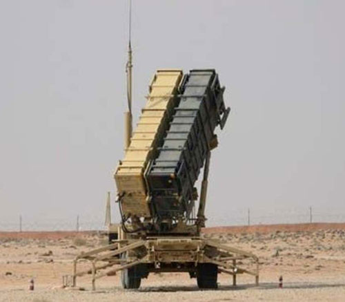 Saudi Arabia to Replace Two US Patriot Missile Batteries at Oil Sites