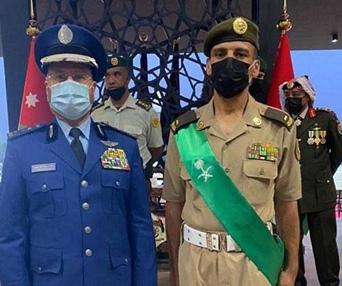 Saudi Chief of General Staff Attends 100th Anniversary of Founding the Kingdom of Jordan Saudi Chief of General Staff Attends 100th Anniversary of Founding the Kingdom of Jordan
