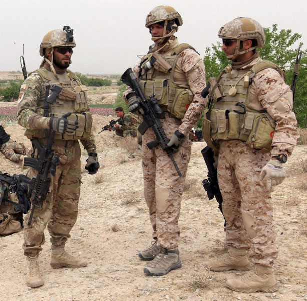 Second Batch of UAE Armed Forces to Depart to Yemen