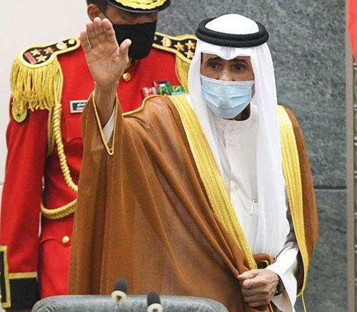 Sheikh Nawaf Al-Ahmed Al-Sabah Named Emir of Kuwait