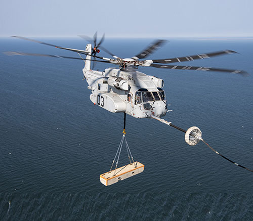 Sikorsky to Build Six More CH-53K Heavy Lift Helicopters for U.S. Navy