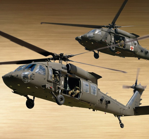 Sikorsky to Build Black Hawk Helicopters for US Army