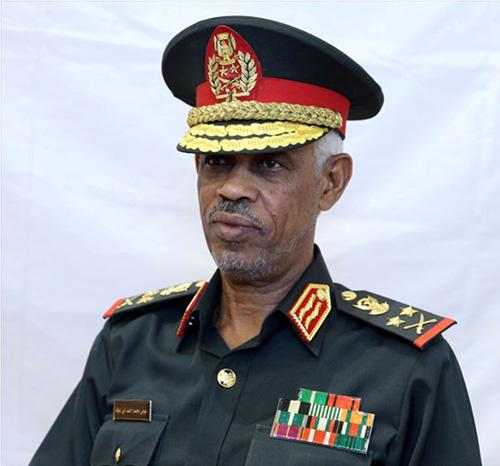 Sudan's Defense Minister Receives American Chargé d'Affaires