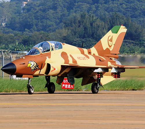 Sudanese Air Force Receives Last Chinese FTC-2000 Jets | Al Defaiya