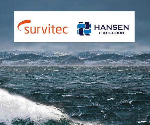 Survitec Completes Acquisition of Hansen Protection