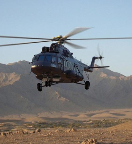 Tests Start on Upgraded Mi-171E Multipurpose Helicopter