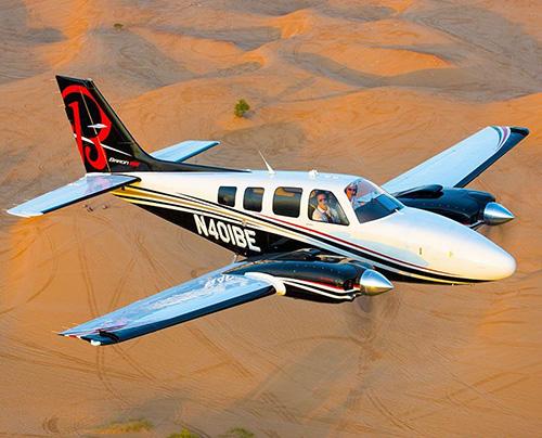 Textron Aviation Enhances Flight Deck Features to Cessna, Beechcraft Piston Lineup
