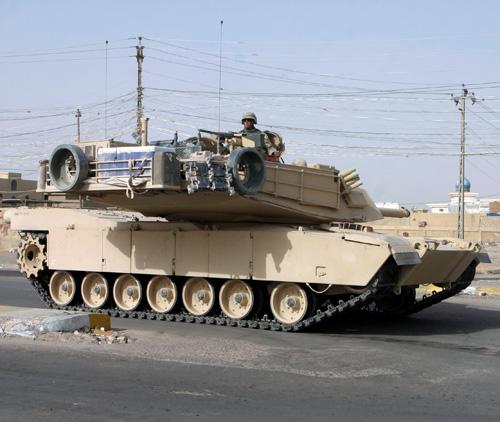 Kuwait to Upgrade M1A1 Abrams Tanks
