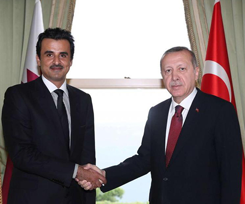 Turkey to Open New Military Base in Qatar