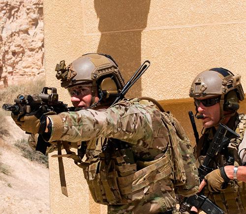 U.S, Jordanian Forces to Support Eager Lion 2018