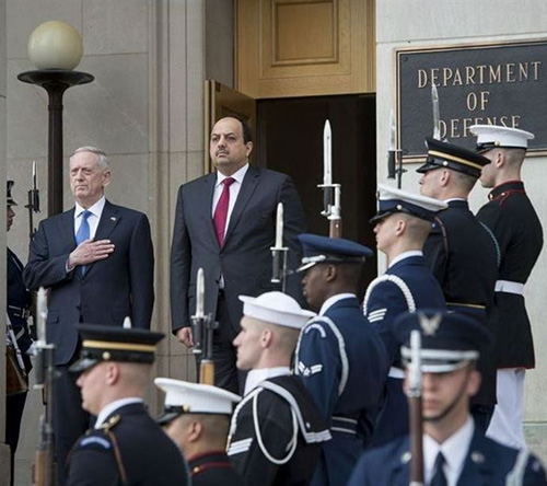 U.S., Qatar Look to Strengthen Defense Partnership