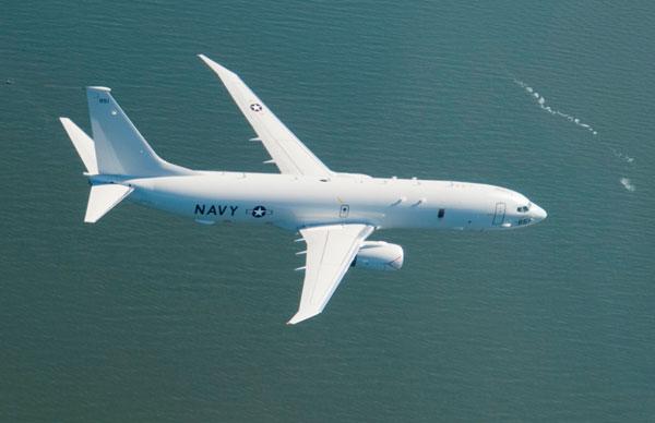 U.S. Approves $3.2 Billion P-8A Patrol Aircraft Sale to UK