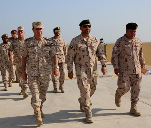UAE, Jordan Conclude 'Bonds of Strength 1' Military Exercise | Al