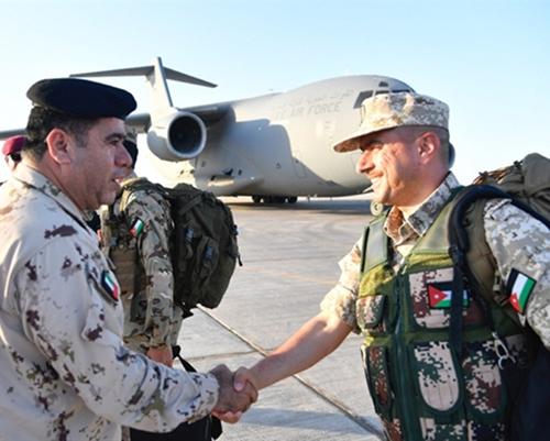 UAE, Jordan Launch 'Bonds of Strength 1' Military Drill