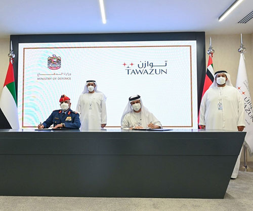 UAE Ministry of Defense, Tawazun to Cooperate on R&D Activities