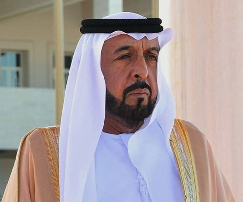 UAE President Hails 45th Anniversary of Armed Forces Unification Day