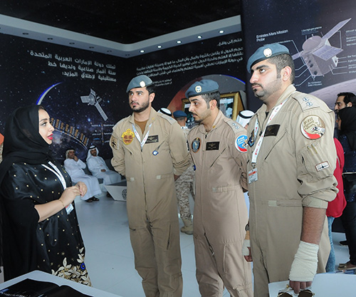 UAE Space Agency, YahSat to Participate at Bahrain Airshow