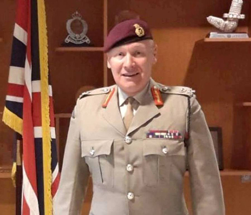 UK's Defence Advisor to Middle East Stresses Commitment to Gulf Allies