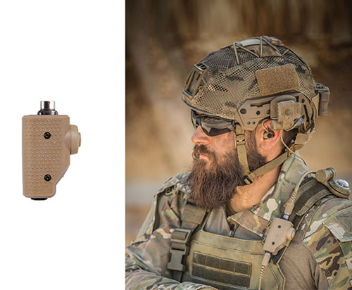 US Air Force Guardian Angels Select INVISIO's Hearing Devices