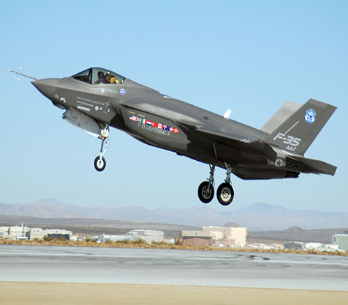 US Congress Approves Sale of 50 F-35 Aircraft to UAE