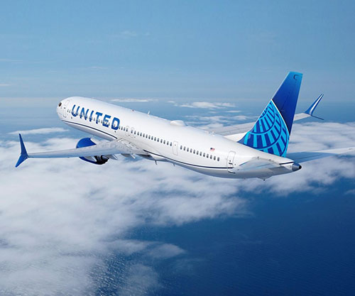 United Adds 270 Boeing and Airbus Aircraft to Fleet