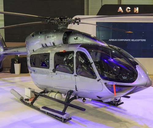 Airbus Launches ACH - Airbus Corporate Helicopters