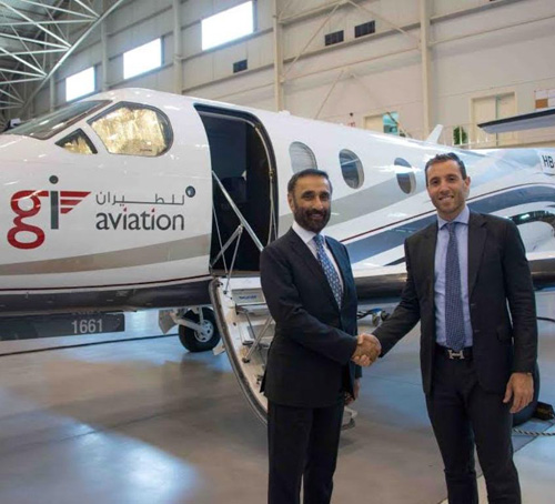 Falcon Aviation Extends Maintenance Service to Pilatus PC-12