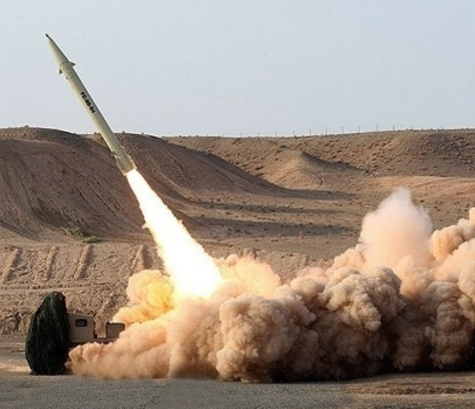 Iran Increasing Ballistic Missiles Production