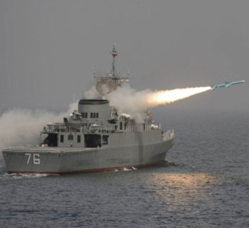 Iranian Navy to Hold 25 Drills by March 2018