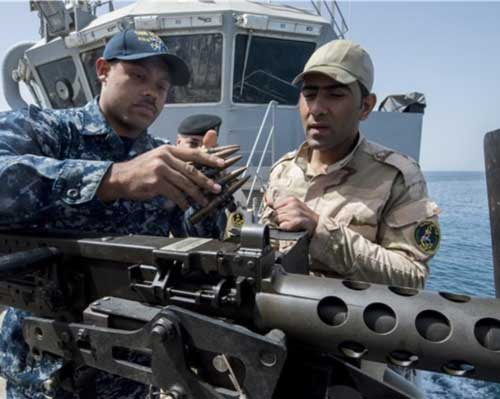 US, Iraq, Kuwait Conduct 1st Trilateral Exercise