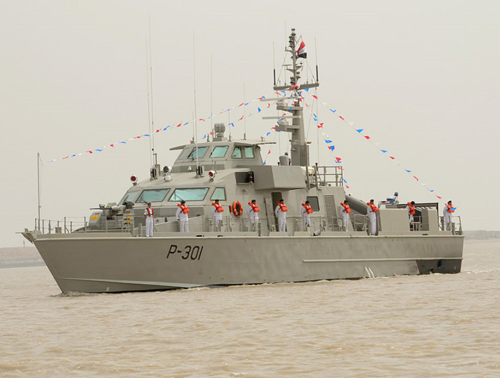 Iraq Requests US Support for Vessels & Ship Repair Facility