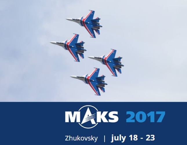 MAKS-2017 Concludes With $6.7 Billion Contracts