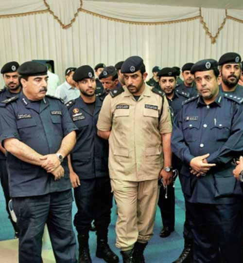 GCC Border and Cost Guard Week Starts in Doha