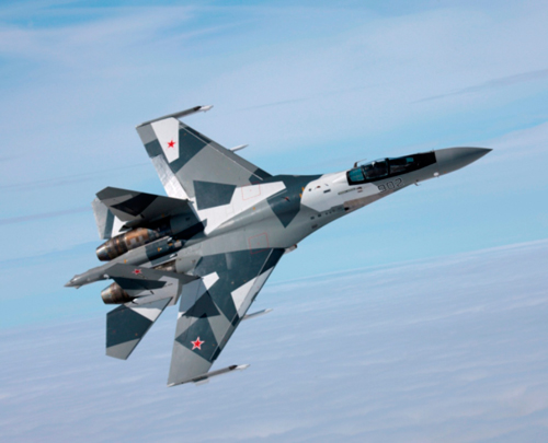 Russia Ranks Second in Military Strength