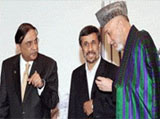 Afghan, Pakistan Presidents Attend Iran Anti-Terrorism Summit